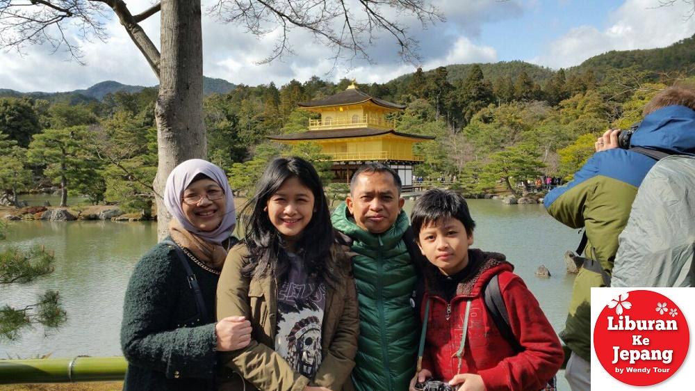 Kinkakuji @ Kyoto