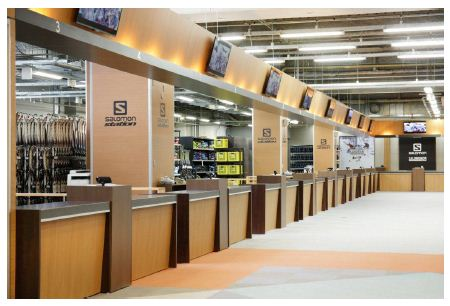 Rental Counter