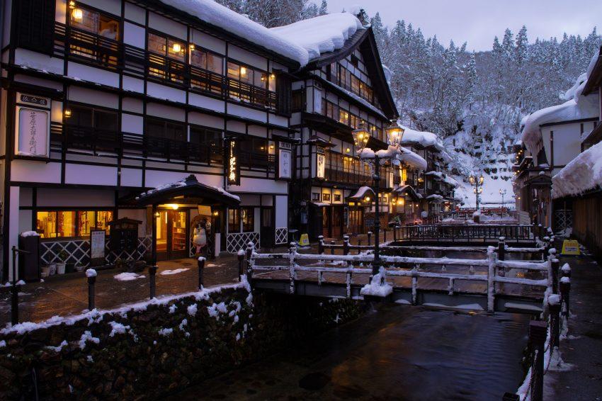 銀山温泉・spa1001山形県観光情報ポータルやまがたへの旅より