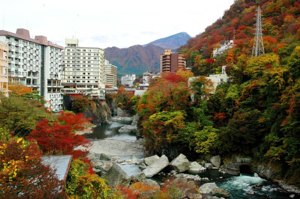 Kinugawa Hot Spring(autumn)-small