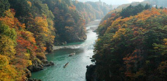 Kinugawa River Boat Tour