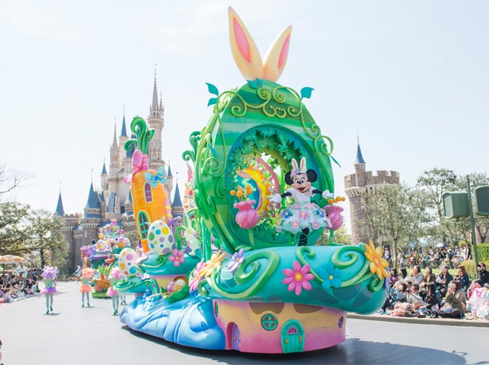 Tokyo Disneyland, Tokyo Japan