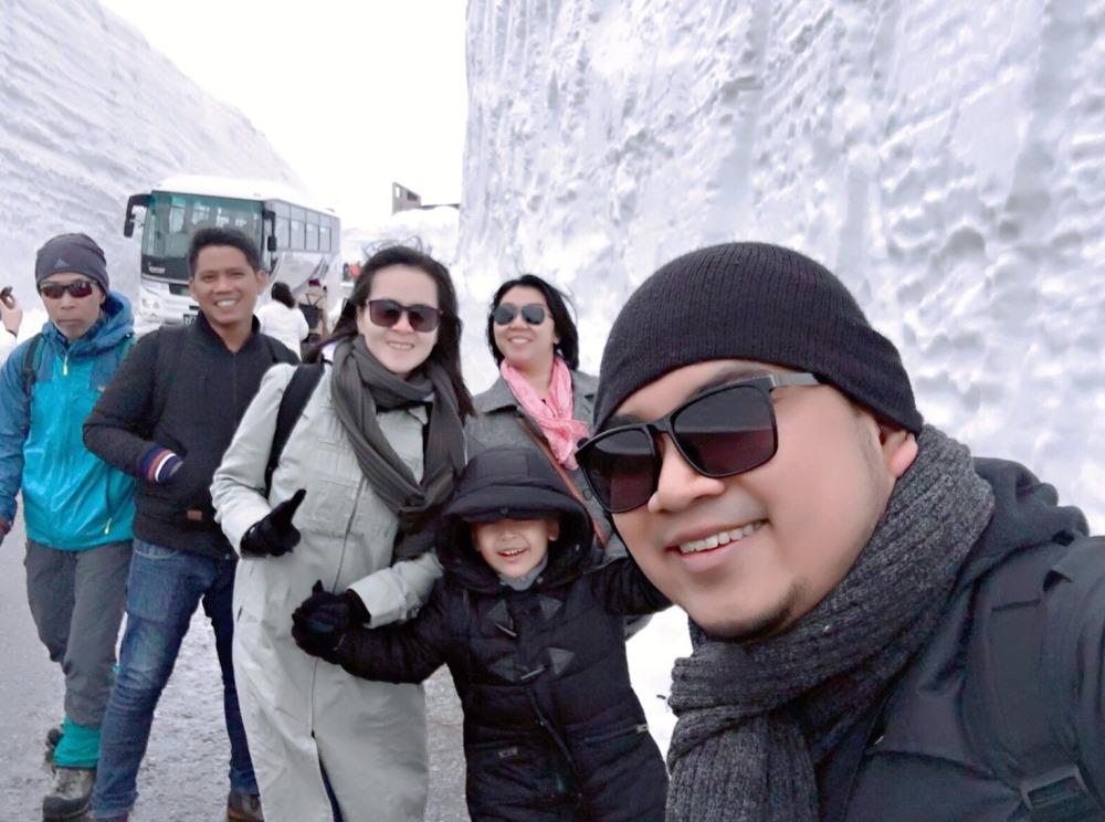Foto dari tamu kami saat berwisata ke Alpine Route beberapa waktu lalu