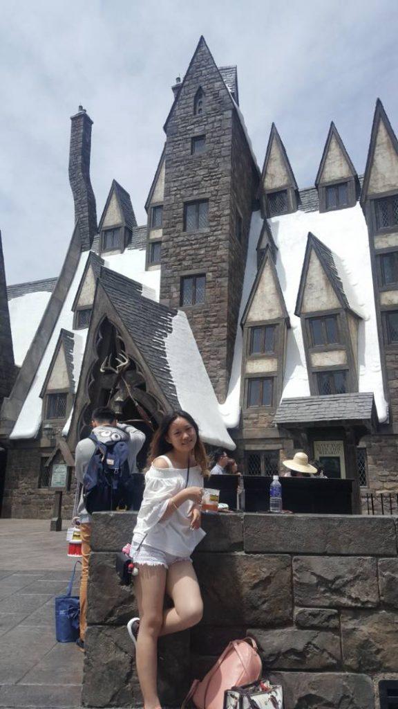 @ Universal Studio Japan, Osaka