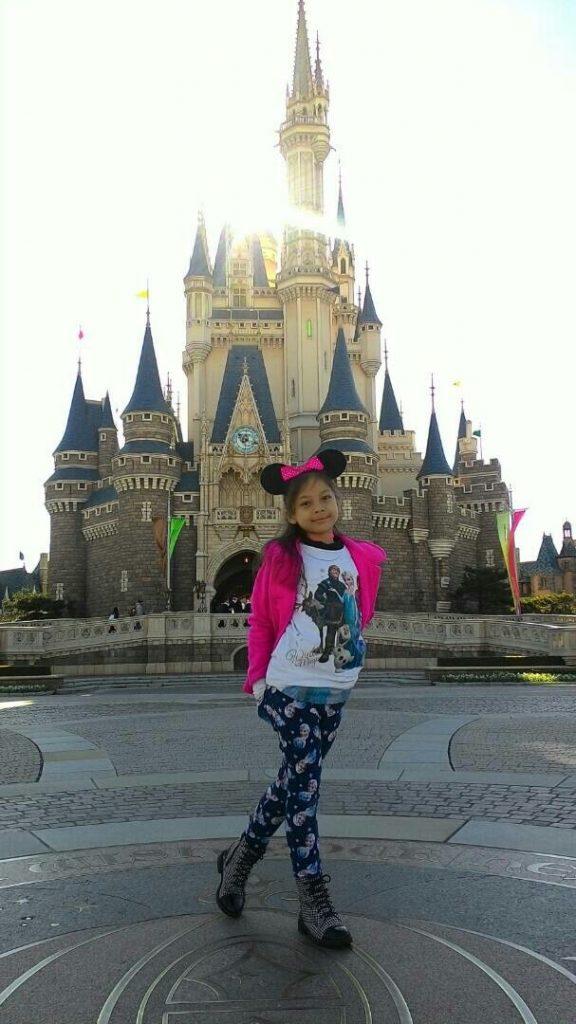 @ Tokyo Disneyland