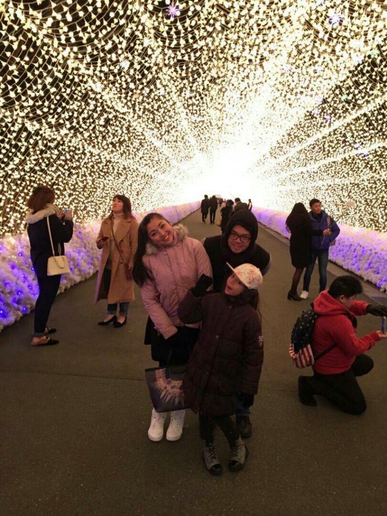 @ Nabano no Sato Winter Illumination