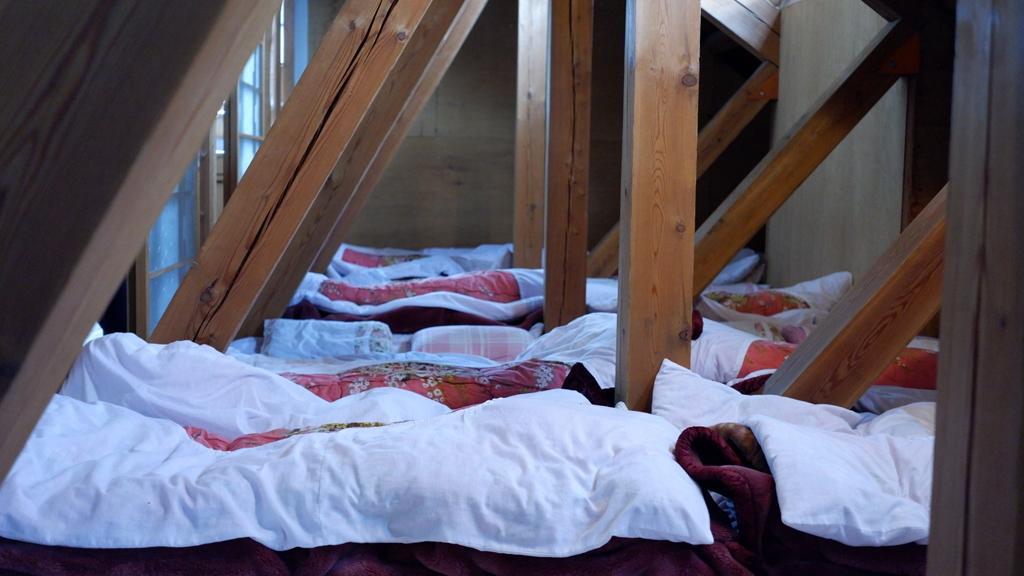 Tempat Tidur di Level 6