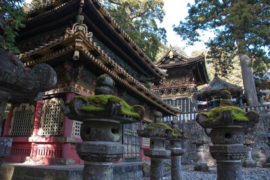 Nikko Toshogu Shrine, Nikko Japan