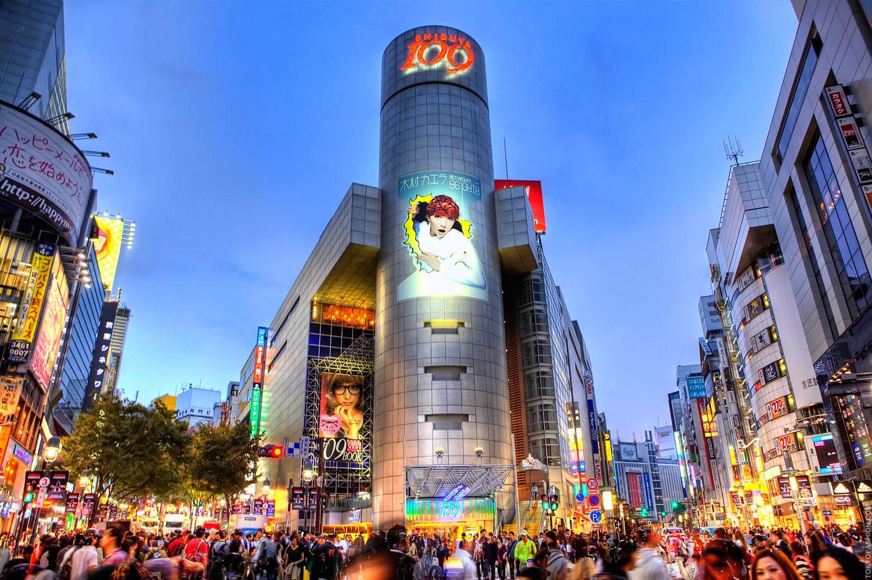 Shibuya, Tokyo Japan