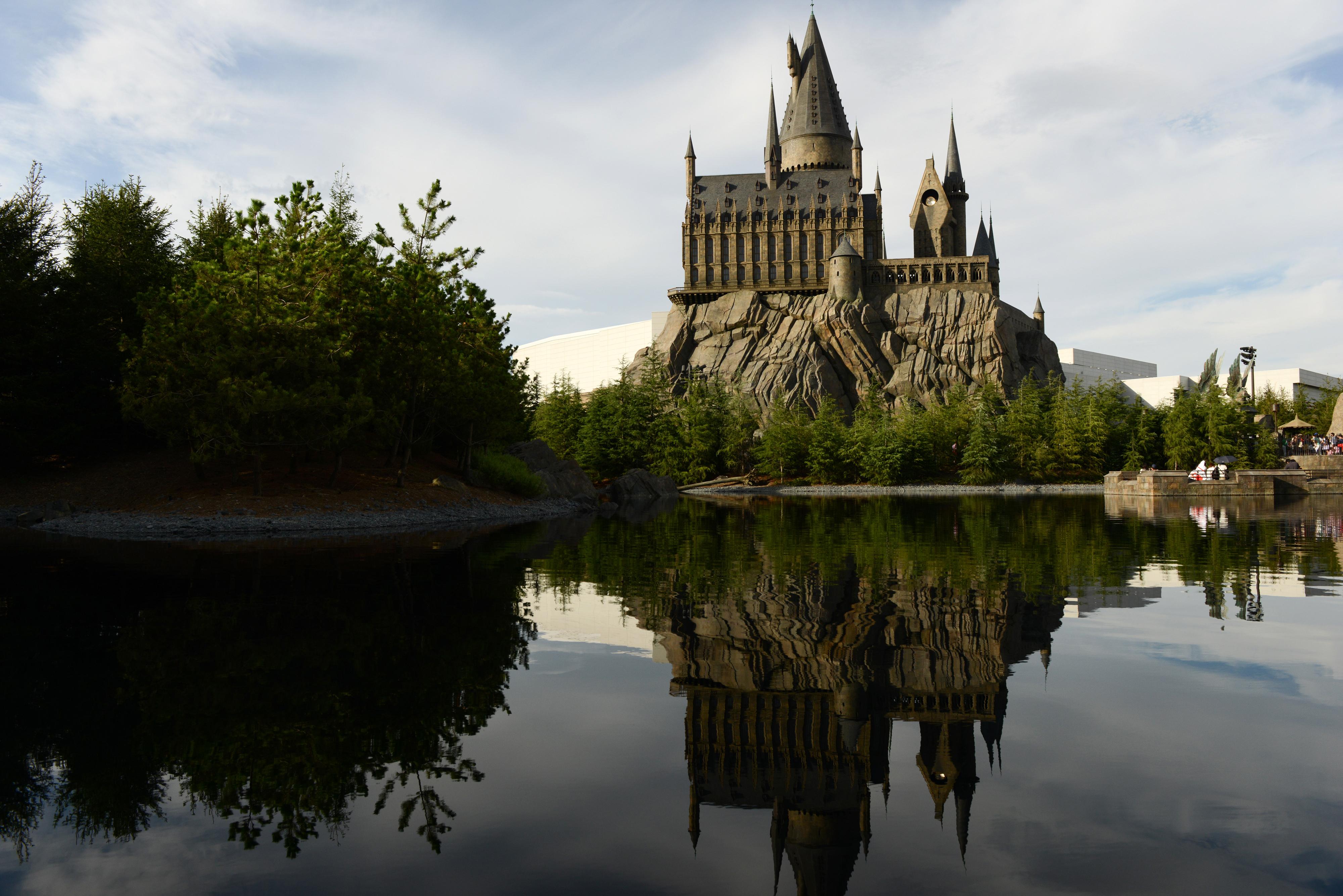 The Wizarding World of Harry Potter themed, Universal Studios Japan, Osaka, Japan