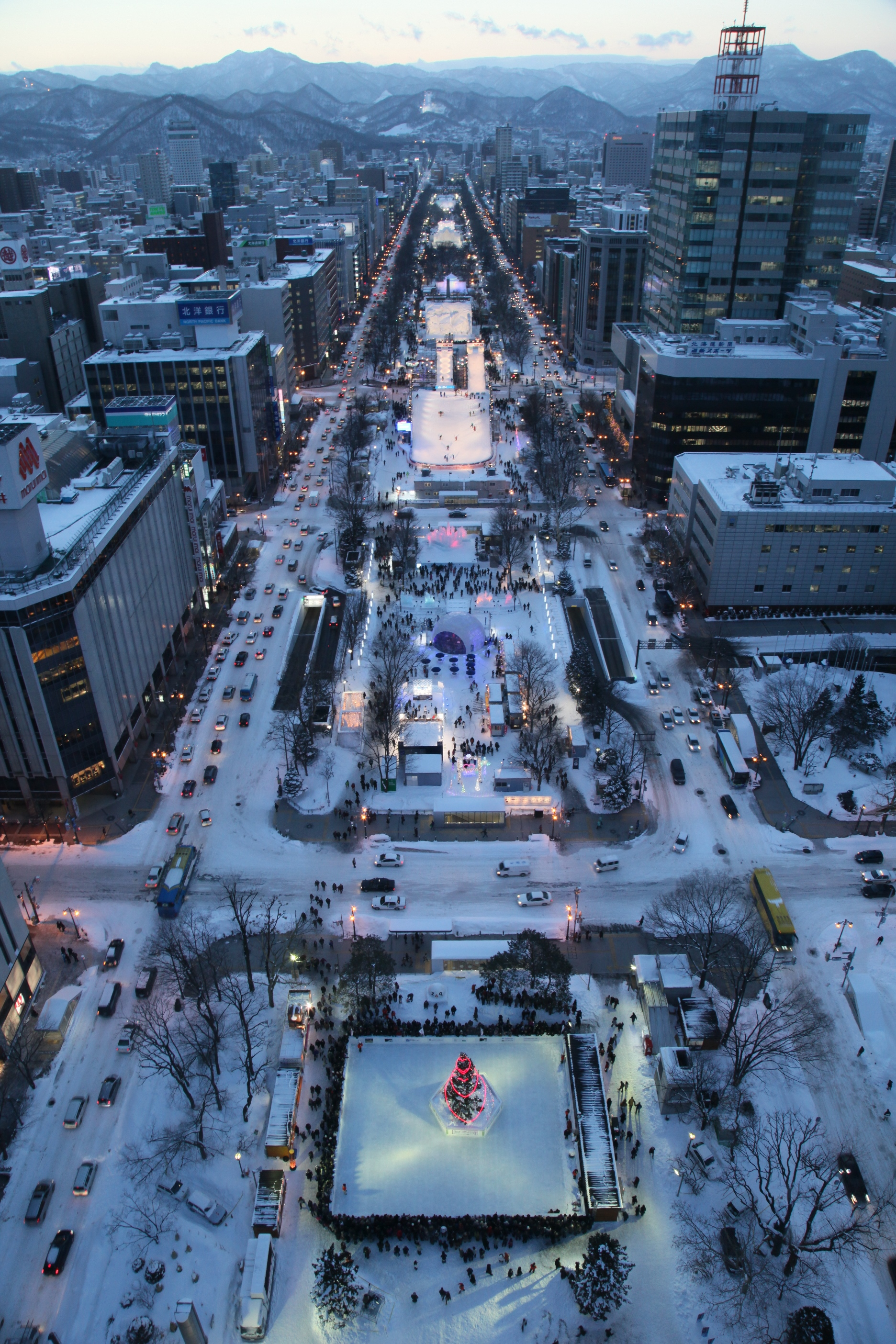 Sapporo, Hokkaido Japan