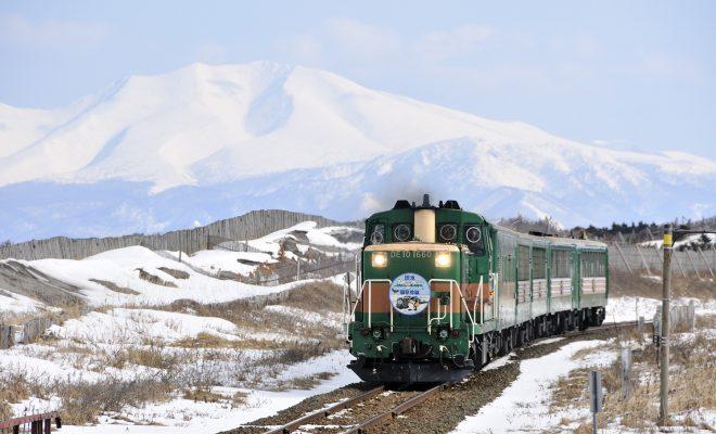 流氷ノロッコ号1(JR北海道釧路