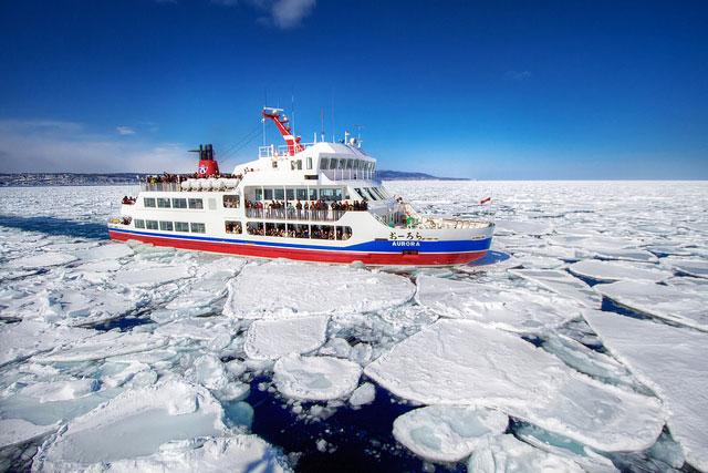 Abashiri Drift Ice