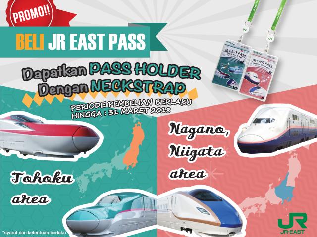 JR Pass Holder