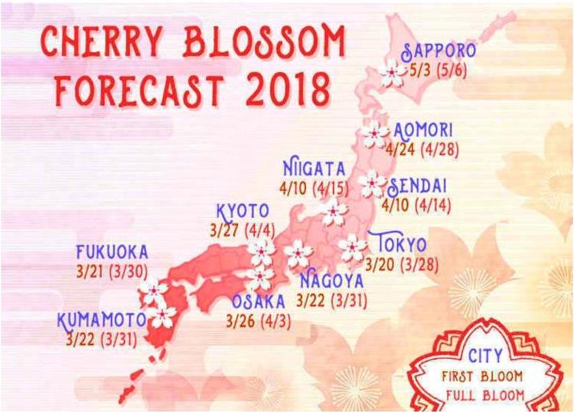 Cherry-Blossom-Forecast