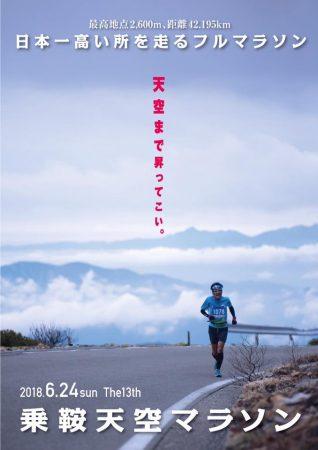 天空マラソン2018