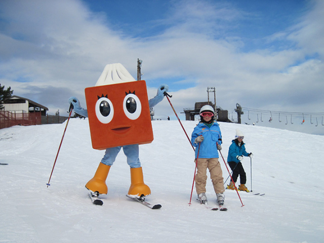 hakodateyama ski