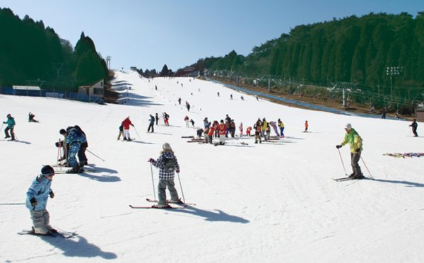 rokko snow ski slope