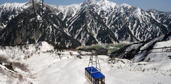 kurobe alpine