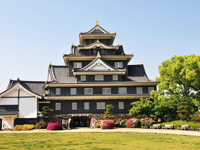 Kastil Okayama