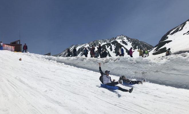 snow sled 1