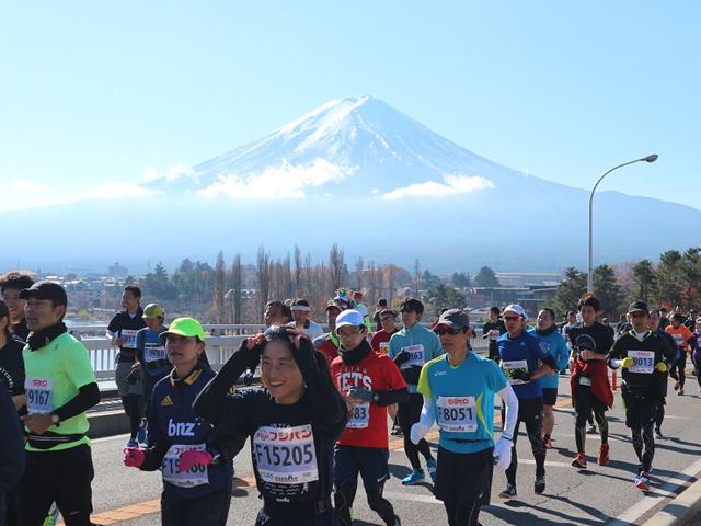 fuji marathon 4