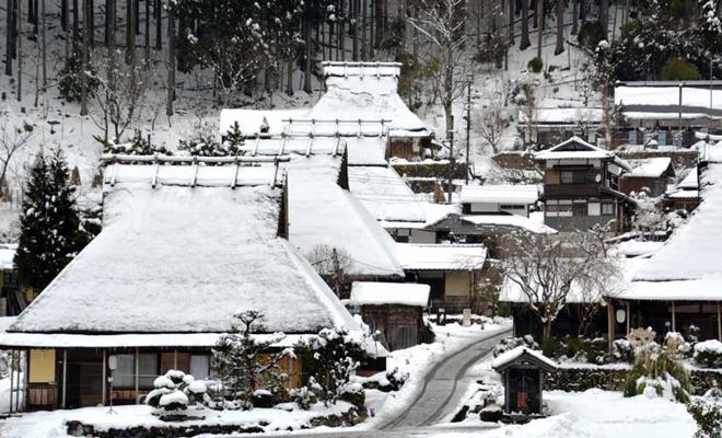 miyama village