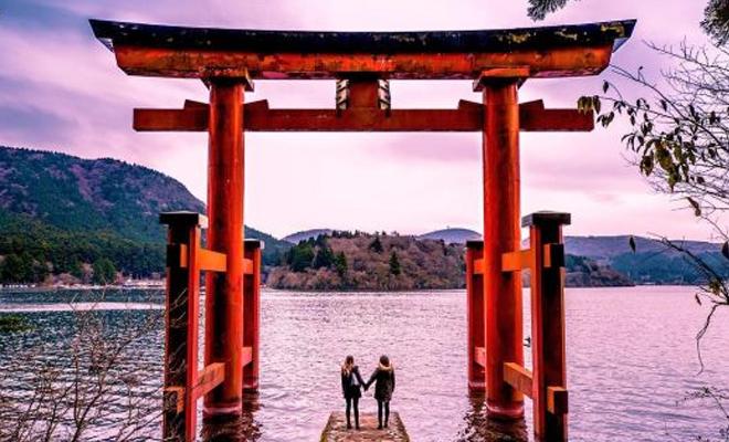 Hakone Jinja Shrine