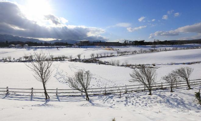 Hiruzen Highland
