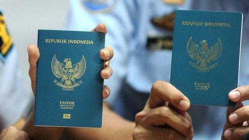paspor biasa